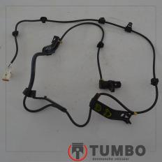 Chicote com sensor de freio abs dianteiro direito da Hilux 3.0 05/06 4x4