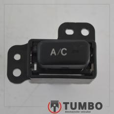 Botão interruptor do ar condicionado da Hilux 3.0 05/06 4x4