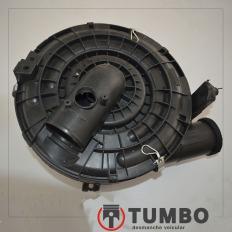 Compartimento suporte do filtro de ar da Hilux 3.0 4x4 2015