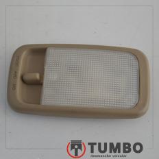 Lanterna luz cortesia de teto da Hilux SW4 2011 4x4 3.0 aut