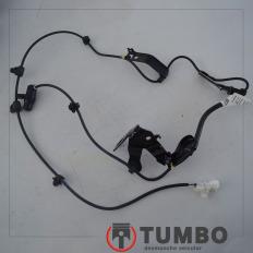 Sensor ABS de freio com chicote 895420K020 da Hilux SW4 2011 4x4 3.0 aut