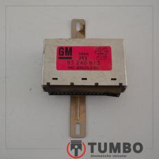 Módulo alarme antifurto da S10 e Blazer 2.5 Maxion