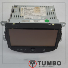 Rádio multimídia da Tracker 1.8 flex 2014 aut.