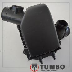 Compartimento do filtro de ar da Tracker 1.8 flex 2014 aut.