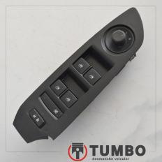 Comando vidro elétrico e retrovisor esquerdo da Tracker 1.8 flex 2014 aut.