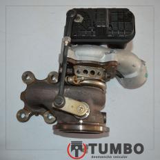 Turbina turbo compressor do Up 1.0 TSI